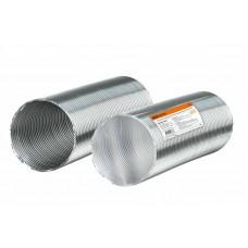 Воздуховод гофрированный алюминиевый O100 TDM